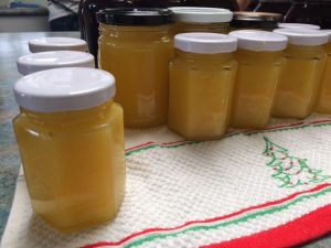 hidden orchard lemon butter jars