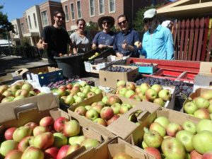 Hidden Orchard uteload fruit nite